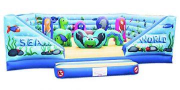 מיטת צעצועים