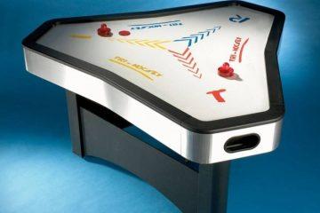 שולחן הוקי אוויר ל- 3