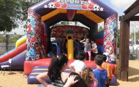 יום כיף לילדי בית ספר צוקים 6